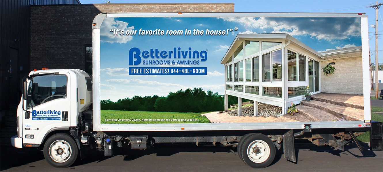 Betterliving Sunroom Truck