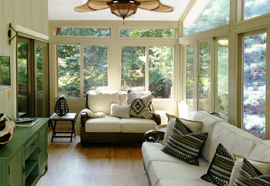 Four Season Sunrooms