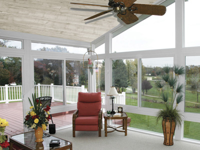 Sunroom Interior