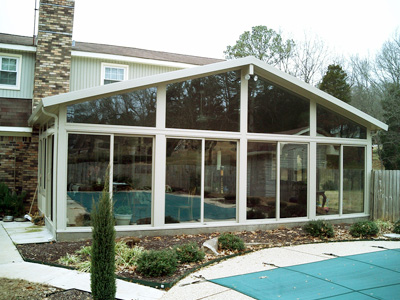 Large 4 Season Sunroom