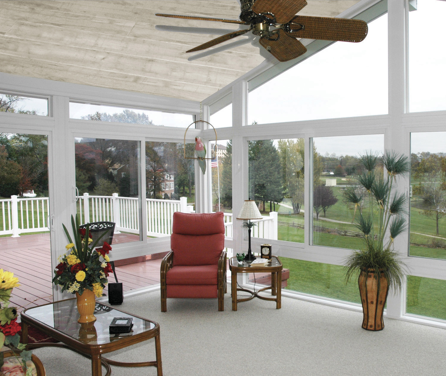 Four Season Sunrooms From Betterliving