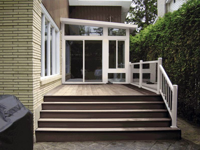 Gallery Thumb Aluminum Decking