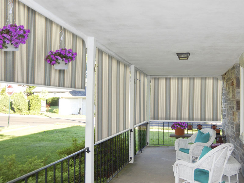 Betterliving Awnings by Clarke Contractors