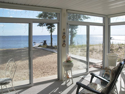 Beach Enclosed Porch