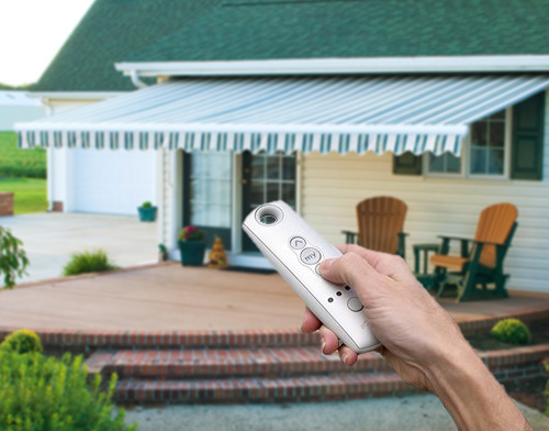 Retractable Awning Motors