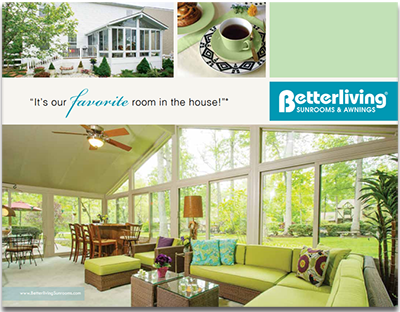 Sunroom Brochure